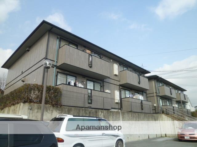 大阪府茨木市、公園東口駅徒歩21分の築17年 2階建の賃貸アパート