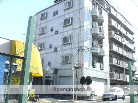 大阪府摂津市、井高野駅徒歩13分の築27年 5階建の賃貸マンション
