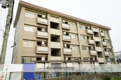 大阪府茨木市、南茨木駅徒歩8分の築43年 4階建の賃貸マンション