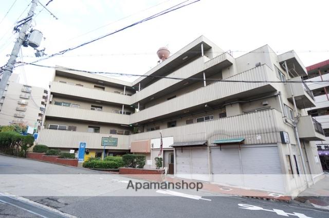 大阪府吹田市、千里丘駅徒歩26分の築39年 4階建の賃貸マンション