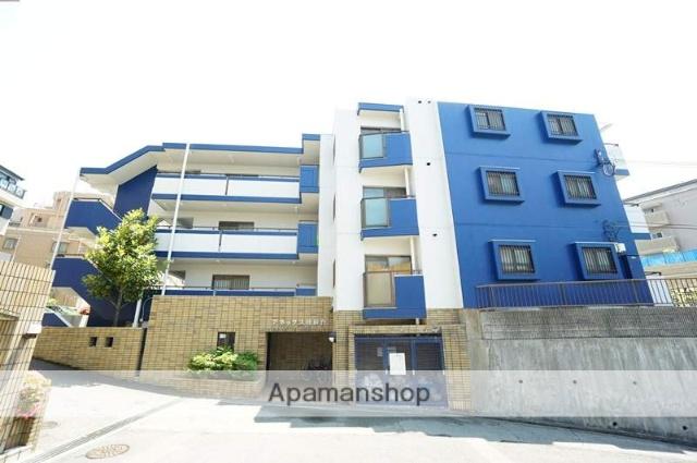 大阪府茨木市、茨木駅徒歩20分の築29年 3階建の賃貸マンション