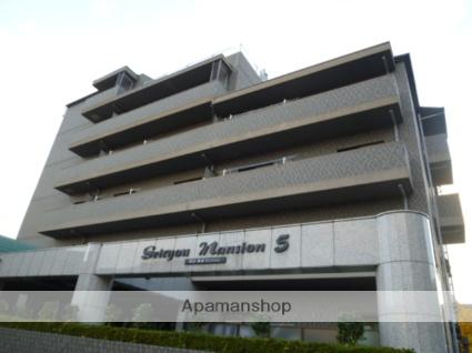 大阪府吹田市、万博記念公園駅徒歩20分の築19年 5階建の賃貸マンション
