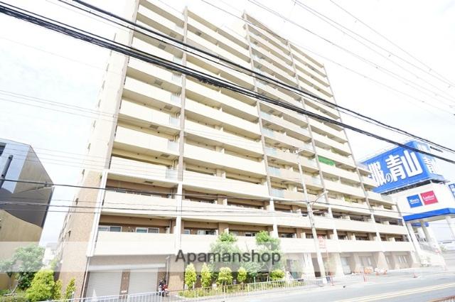 大阪府摂津市、千里丘駅徒歩15分の築6年 15階建の賃貸マンション