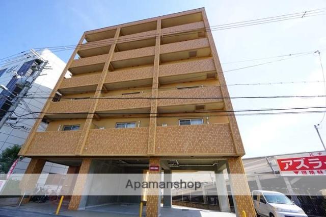 大阪府摂津市、千里丘駅徒歩4分の築15年 6階建の賃貸マンション