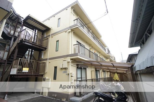 大阪府茨木市、茨木駅徒歩4分の築26年 3階建の賃貸マンション