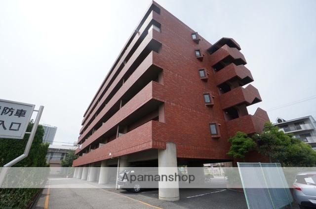 大阪府摂津市、摂津市駅徒歩10分の築31年 6階建の賃貸マンション