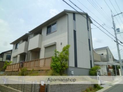 大阪府箕面市、彩都西駅徒歩17分の築4年 2階建の賃貸一戸建て