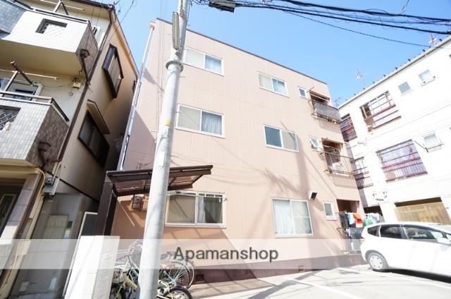 大阪府茨木市、千里丘駅徒歩15分の築38年 3階建の賃貸マンション