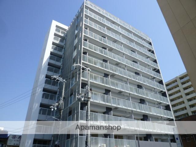 大阪府茨木市、茨木駅徒歩20分の築7年 11階建の賃貸マンション