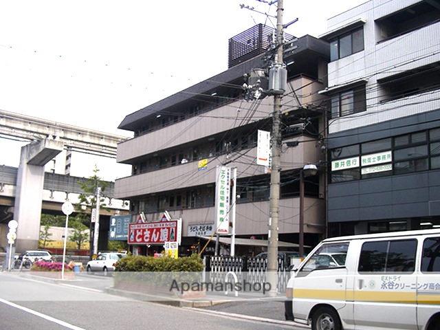 大阪府茨木市、南茨木駅徒歩4分の築39年 4階建の賃貸マンション