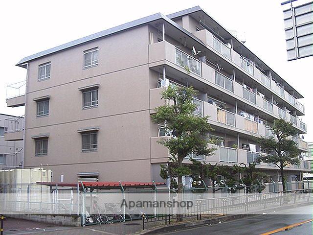 大阪府摂津市、正雀駅徒歩11分の築27年 5階建の賃貸マンション