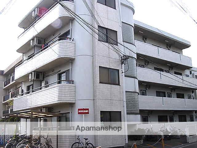 大阪府摂津市、千里丘駅徒歩6分の築26年 4階建の賃貸マンション