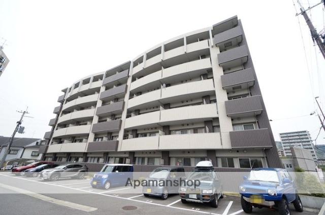 大阪府高槻市、島本駅徒歩17分の築6年 6階建の賃貸マンション