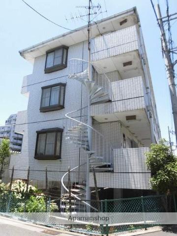大阪府高槻市、高槻駅徒歩5分の築28年 3階建の賃貸マンション