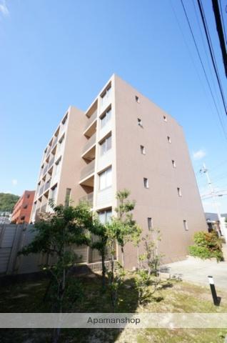 大阪府高槻市、島本駅徒歩13分の築12年 5階建の賃貸マンション