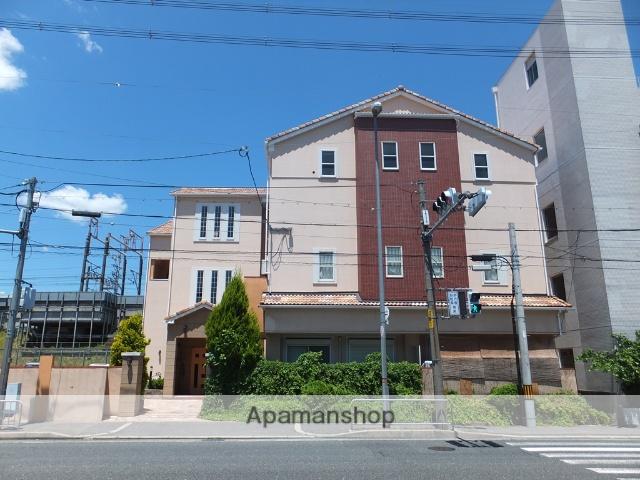 大阪府三島郡島本町、山崎駅徒歩16分の築8年 3階建の賃貸マンション