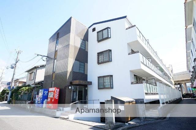 大阪府高槻市、高槻駅徒歩33分の築26年 3階建の賃貸マンション