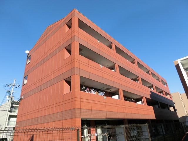 大阪府高槻市、島本駅徒歩14分の築13年 4階建の賃貸マンション