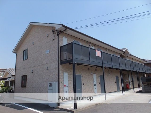 大阪府三島郡島本町、島本駅徒歩2分の築11年 2階建の賃貸アパート