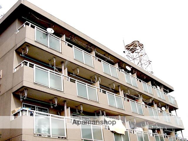 大阪府高槻市、摂津富田駅徒歩18分の築33年 4階建の賃貸マンション
