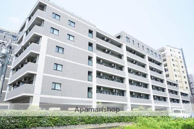 大阪府茨木市、茨木駅徒歩5分の築8年 7階建の賃貸マンション