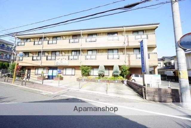 大阪府茨木市、茨木駅阪急バスバス12分郡下車後徒歩5分の築16年 3階建の賃貸マンション