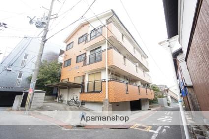 大阪府摂津市、千里丘駅徒歩5分の築20年 3階建の賃貸マンション