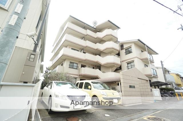 大阪府茨木市、茨木駅徒歩10分の築28年 5階建の賃貸マンション