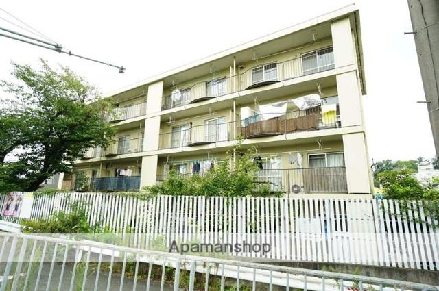 大阪府茨木市、茨木駅徒歩18分の築37年 4階建の賃貸マンション