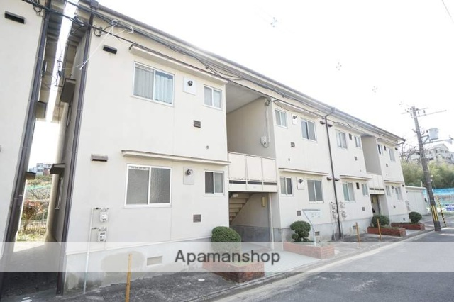 大阪府茨木市、茨木駅バス12分下井下車後徒歩6分の築33年 2階建の賃貸アパート