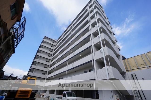 大阪府摂津市、岸辺駅徒歩11分の新築 9階建の賃貸マンション