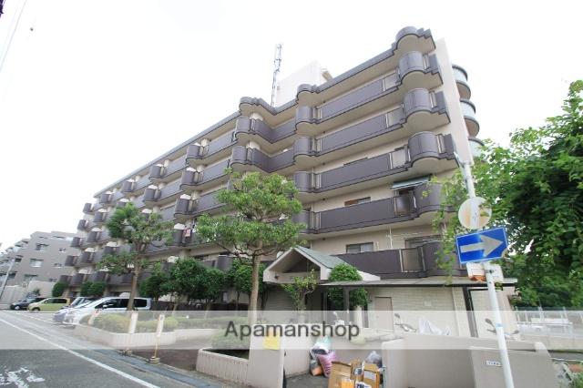 大阪府豊中市、園田駅徒歩16分の築30年 6階建の賃貸マンション