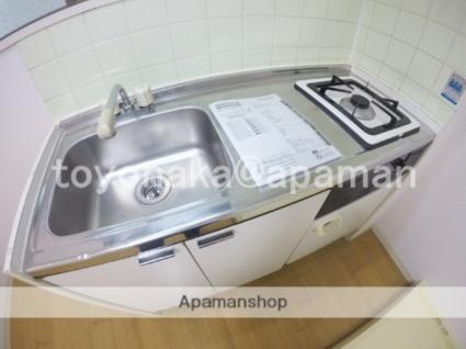 サンハイム蛍池[1DK/24m2]のキッチン
