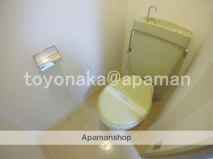 サンハイム蛍池[1DK/24m2]のトイレ