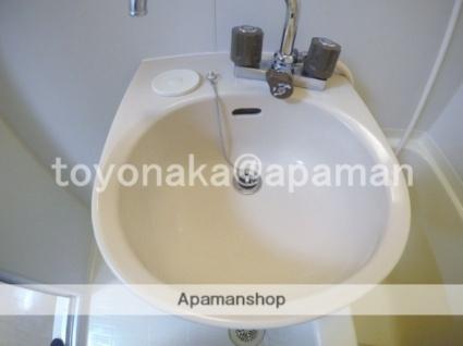 サンハイム蛍池[1DK/24m2]の洗面所