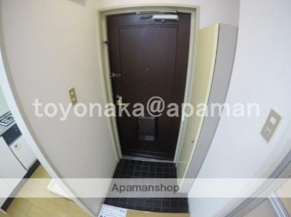 サンハイム蛍池[1DK/24m2]の玄関