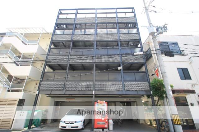 大阪府豊中市、庄内駅徒歩30分の築18年 5階建の賃貸マンション