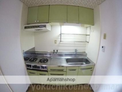 ライオンズマンション緑地公園第10[1DK/27.74m2]のキッチン