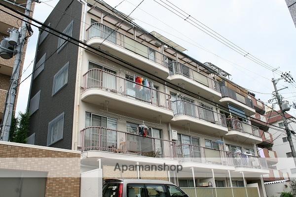 大阪府吹田市、関大前駅徒歩14分の築40年 5階建の賃貸マンション