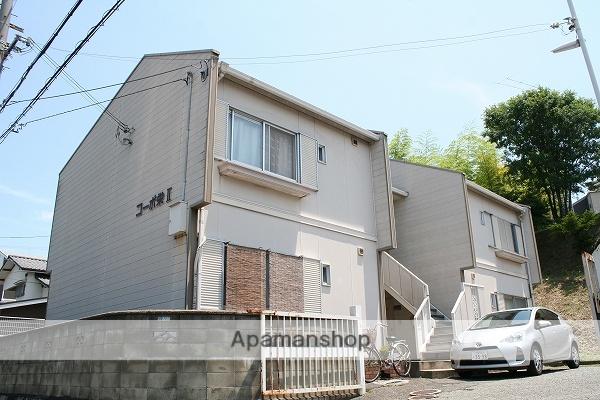 大阪府吹田市、千里山駅徒歩11分の築30年 2階建の賃貸アパート