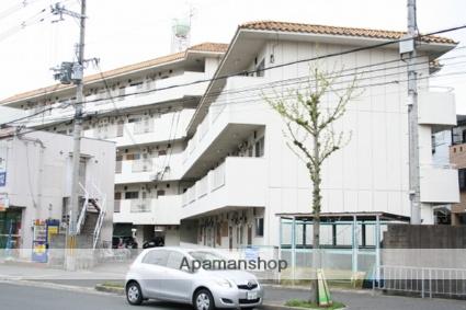 大阪府吹田市、岸辺駅徒歩17分の築39年 5階建の賃貸マンション