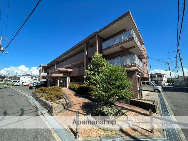 大阪府枚方市、橋本駅徒歩28分の築14年 3階建の賃貸マンション