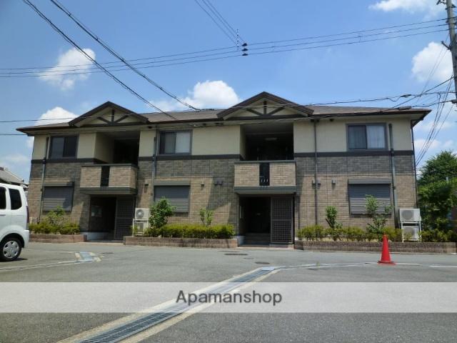 大阪府枚方市、枚方市駅京阪バスバス15分山之上下車後徒歩2分の築12年 2階建の賃貸アパート