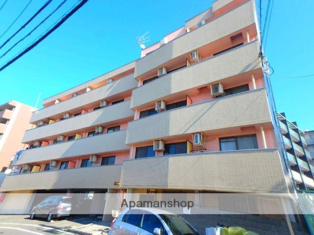 大阪府枚方市、藤阪駅徒歩22分の築18年 5階建の賃貸マンション