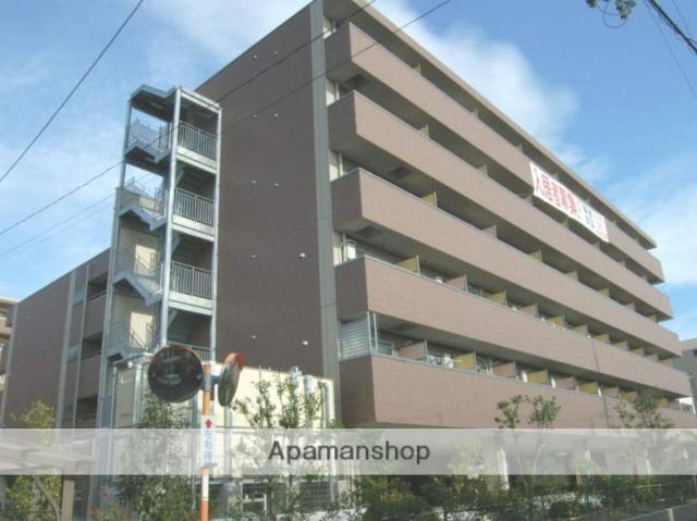 大阪府枚方市、藤阪駅徒歩22分の築7年 6階建の賃貸マンション
