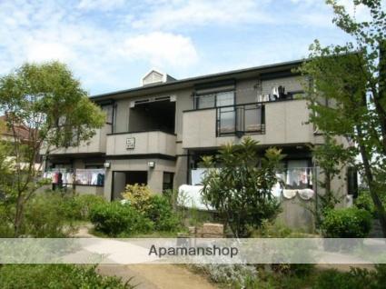 大阪府枚方市、藤阪駅徒歩23分の築16年 2階建の賃貸アパート