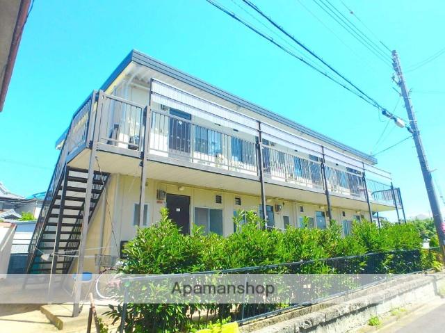 大阪府枚方市、牧野駅徒歩14分の築39年 2階建の賃貸アパート