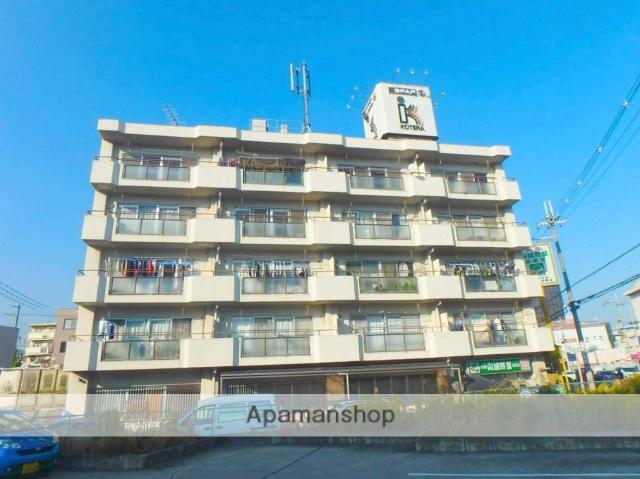 大阪府枚方市、樟葉駅徒歩32分の築36年 5階建の賃貸マンション