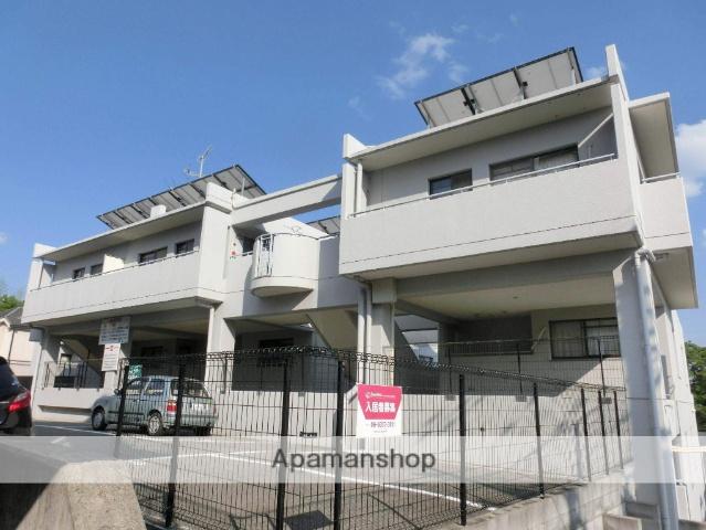 大阪府枚方市、宮之阪駅徒歩13分の築26年 4階建の賃貸マンション