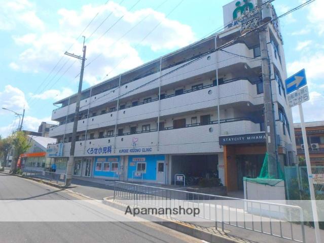 大阪府枚方市、樟葉駅徒歩22分の築20年 4階建の賃貸マンション